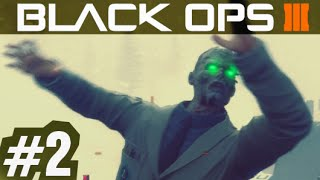 "Black Ops 3 ""Zombies Campaign"" Walkthrough Mission 2 Nightmares New World"