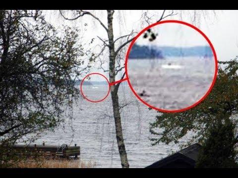 КУРСК.Подводная лодка призрак,похожая на Курск,замечена в Баренцевом море.Корабли призраки