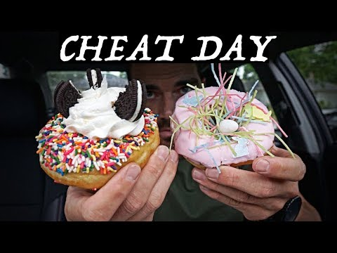 Wicked Cheat Day #6 | Easter Weekend (9000 calories)