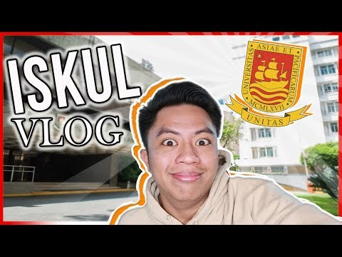 UA&P Vlog: ISKUL VLOG NA PURO GALA LANG!!   RaymartManalang