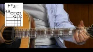 How to Play Jingle Bell Rock - Learn Christmas Songs on Guitar - Easy Guitar Lessons