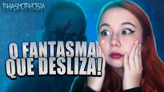 DESLIZAAANDO - Phasmophobia ║ Sayuplay