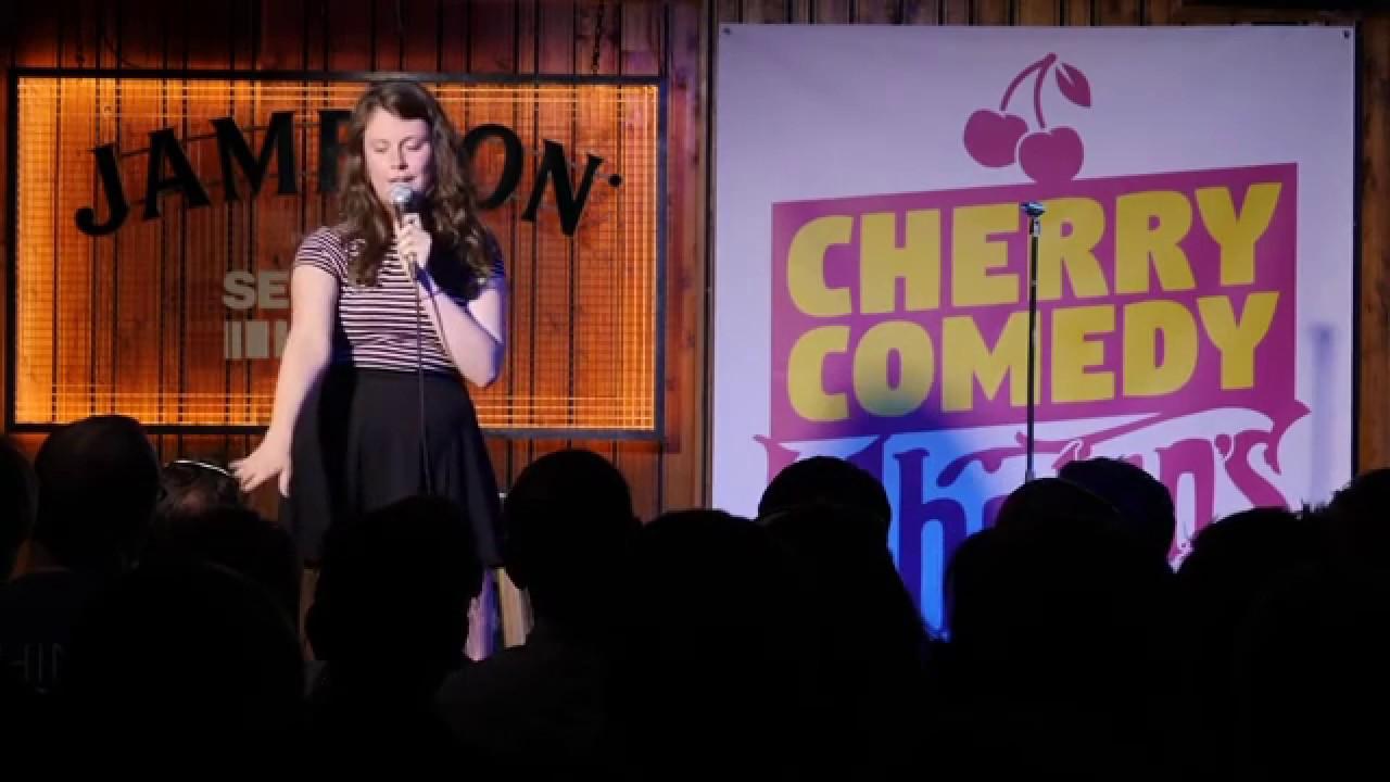 Maggie Crane, Cherry Comedy Dublin