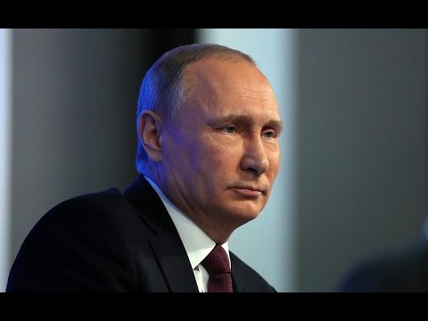 Vladimir Putin's annual news conference 2016 • President ofRussia