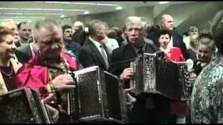 Играй гармонь в Кремле 25 лет. Перед концертом.