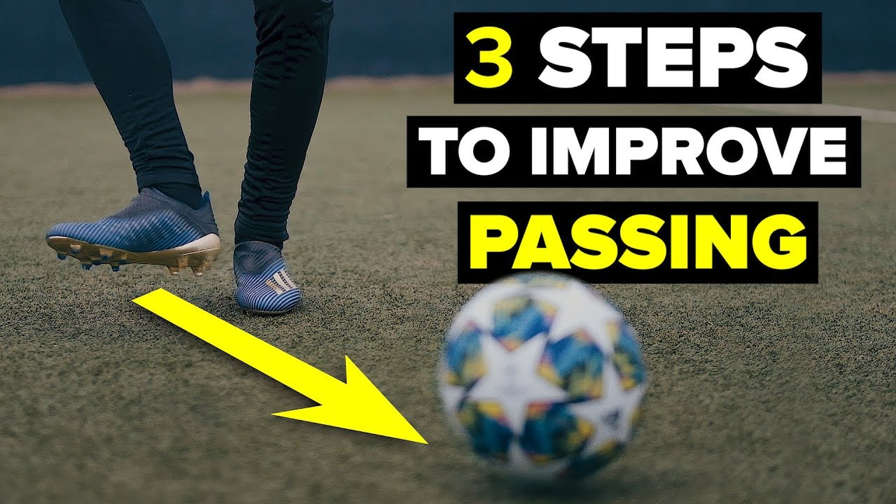 Download 3 STEPS TO IMPROVE YOUR PASSING SKILLS