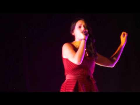 karaoke xove 2015 Brenda ( vencer al amor) categoria veterano