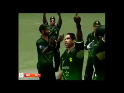 ICC Cricket World Cup 2011  PC Game Full Version