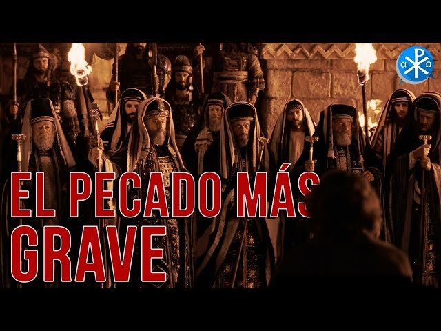 El Pecado más grave   Perseverancia - P. Gustavo Lombardo