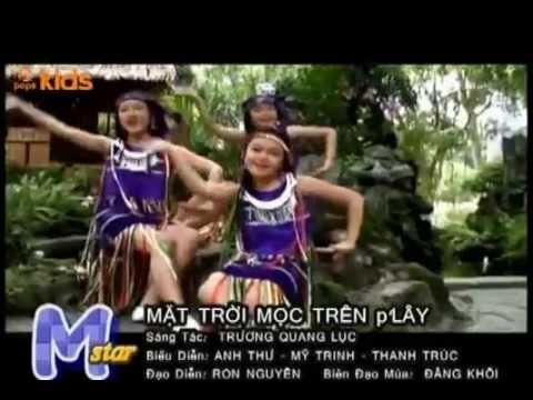 Mat troi moc tren play Anh Thu My Trinh Thanh Truc