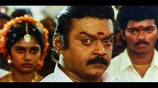 Senthoora Pandi Climax Scenes # Vijayakanth & Vijay Best Acting Scenes # Tamil Movie Best Scenes
