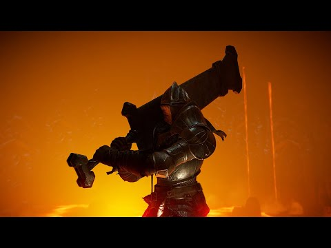 Demon's Souls - Oro's Arsenal: Dragon Bone Smasher
