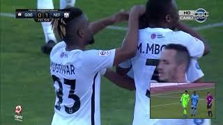 """TPL 2018/2019, XXVII tur, """"Qəbələ"""" 1-3 """"Neftçi"""""""