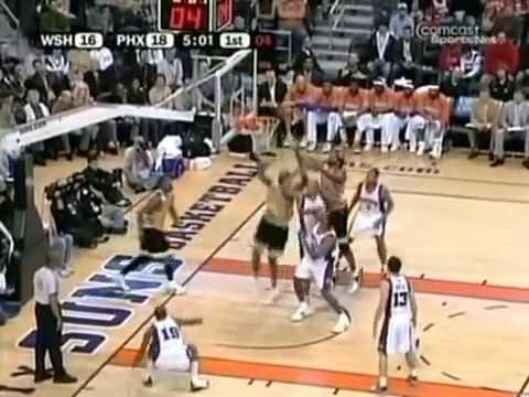 2006 NBA  Washington Wizards vs Phoenix Suns