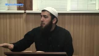 Хусейн абу Исхак  — «Размышление о хадисе», урок 12