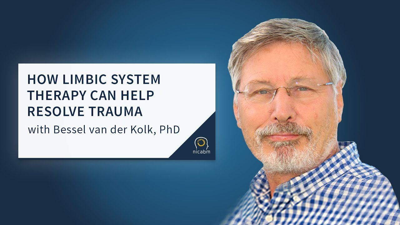 How Limbic System Therapy Can Help Resolve Trauma - YouTube Limbic System Add