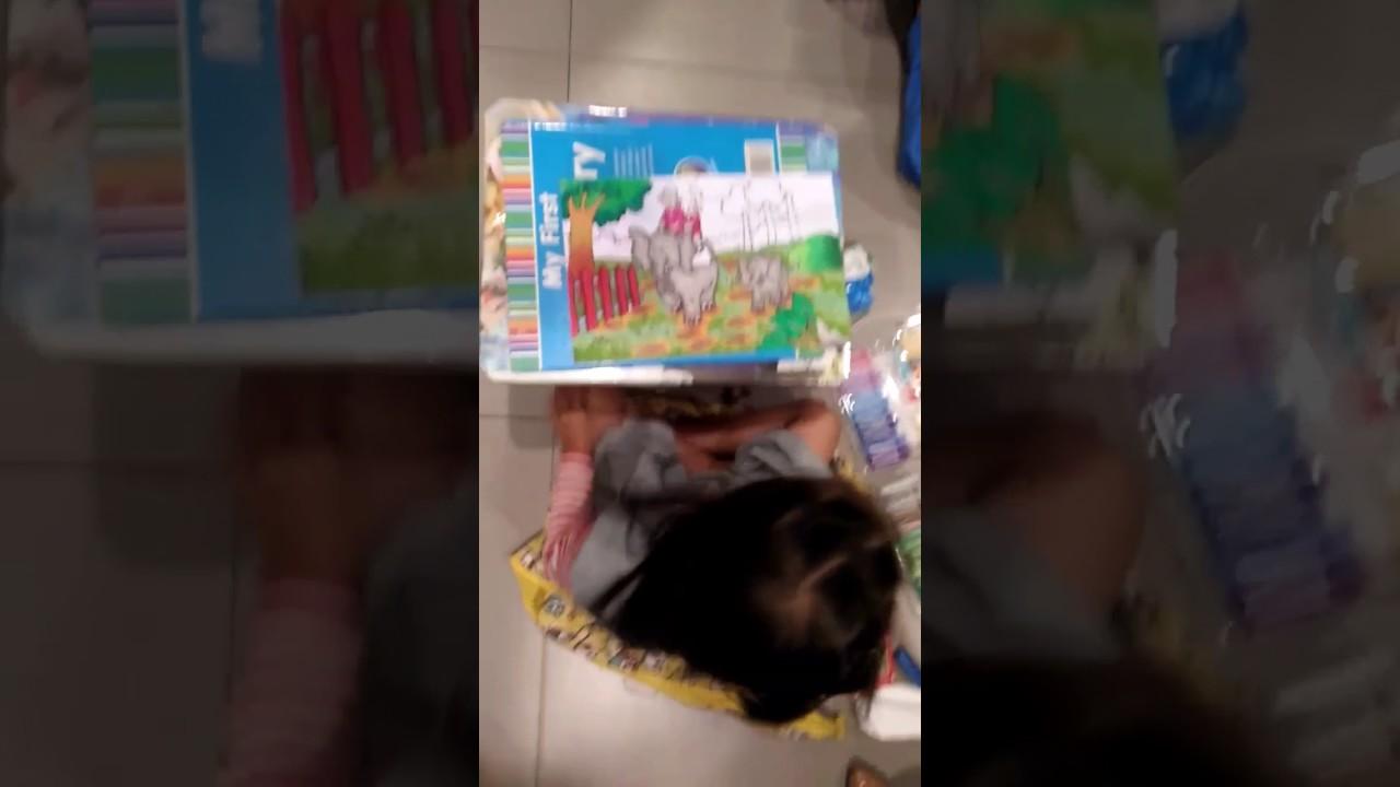 Lomba Mewarnai Kfc Juara3 270217 Youtube