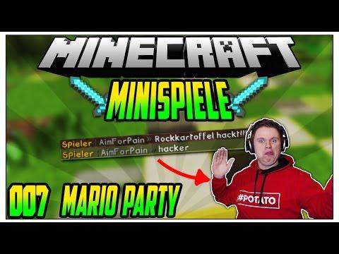 Ich hab den Flyhack an ⭐ Let's Play Mario Party [Minispiel] #007 [GER]