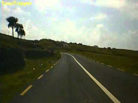 Road trip from Ballyvaughan Co. Clare to Doolin Co. Clare