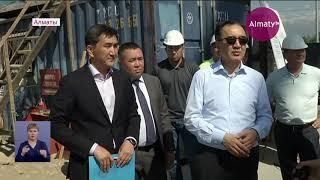 Аким Алматы переведет ТЭЦ-2 на газ (02.07.19)