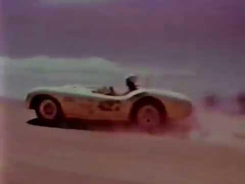 1966 PIKES PEAK HILL CLIMB  AK MILLER & BOBBY UNSER