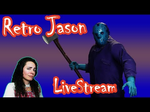 Friday the 13th The Game - Retro Jason - PC  - Multiplayer Online Horror Game