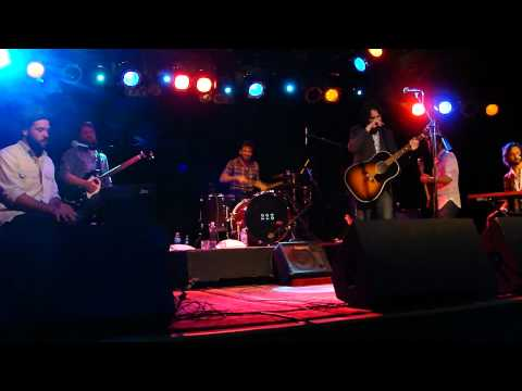 Joe Firstman & The Cordovas - 'Standin on the Porch' & 'Take the Rain' [Chicago, 10/5/11]