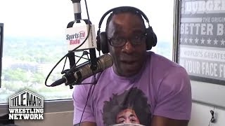 Booker T on CM Punk 2nd Loss at UFC 225