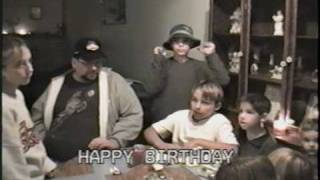 Uncle Ronnies Birthday 1999