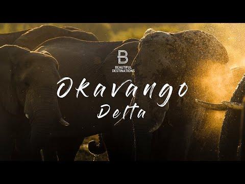 Botswana's Okavango Delta - Heaven on Earth