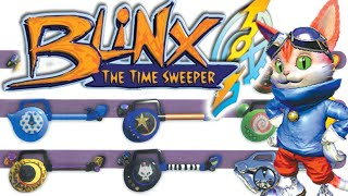 BLiNX: The Time Sweeper - All Sweepers