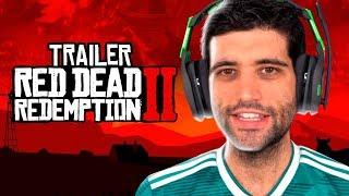 Trailer OFICIAL de lançamento de Red Dead Redemption 2, a HORA está CHEGANDO
