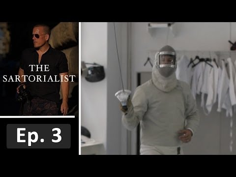 Fencing | Ep. 3 |  The Sartorialist For AOL On