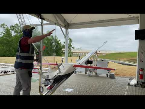 Zipline Tests Delivery Drones in North Carolina