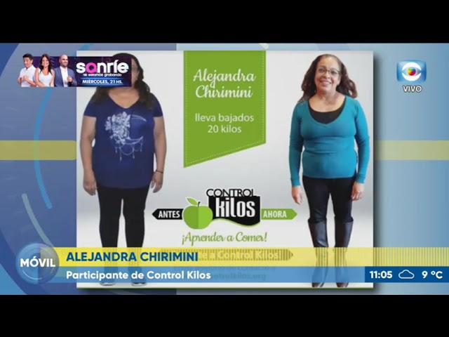 Alejandra Chirimini en La Mañana en Casa (16-08-2021)