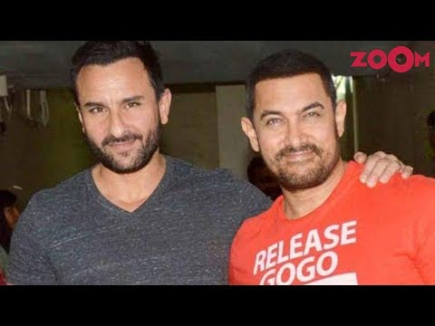 Aamir Khan and Saif Ali Khan to star in the Hindi remake of Vikram Vedha? | Bollywodd Gossip Mp3