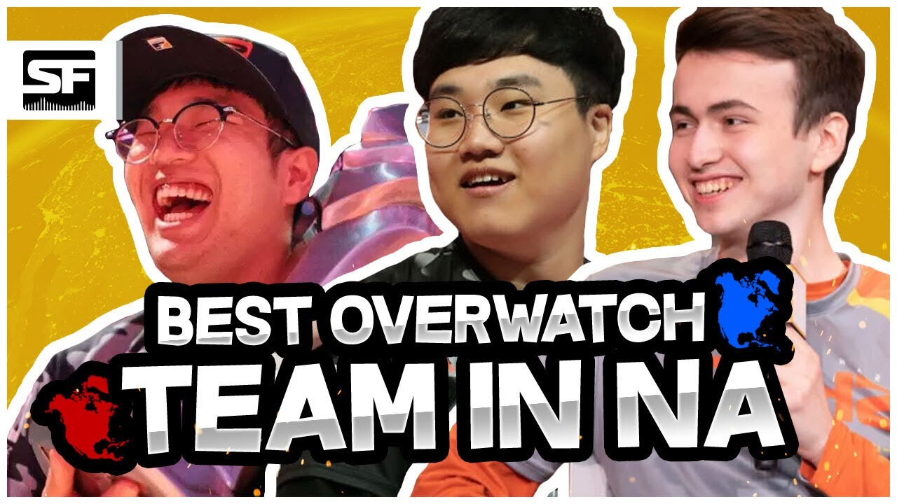 How Shock Became the #1 OWL Team in NA