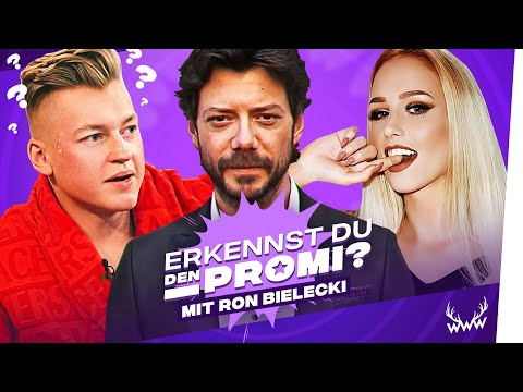 Erkennst DU Den Promi? (mit Ron Bielecki)