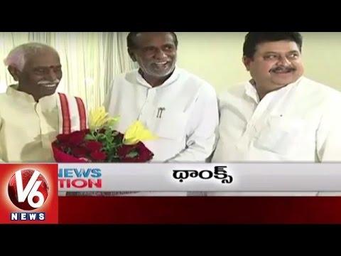 9 PM News Headlines   Rains In Telangana   T BJP President Lakshman Meets Union Ministers   V6 News