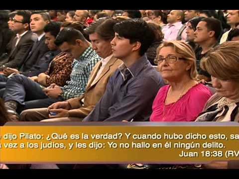 Apostle Guillermo Maldonado – Por Qué Creer en Jesús Domingo 12 07 14 11am