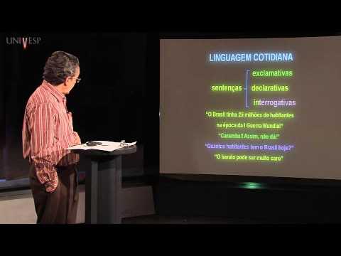 Matemática - Aula 1 - Lógica e argumentação na linguagem cotidiana