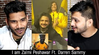 INDIANS React To I am Peshawar Zalmi | Ukhano Vlog | Feat. DARREN SAMMY