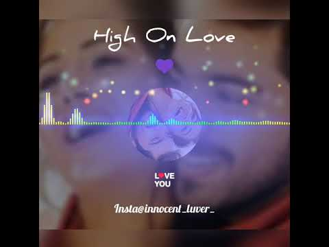 High On Love Jannal Oramai Munnale Minnal Polave Vanthayae