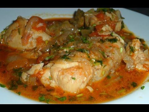 Чахохбили из курицы - рецепт от Inga Avak