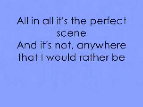 Mercy Mercedes;The Perfect Scene//Lyrics