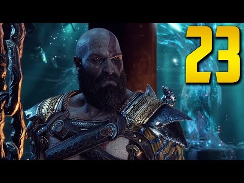 "GOD OF WAR 4 - Part 23 ""A PATH TO JOTUNHEIM"" (Gameplay/Walkthrough)"