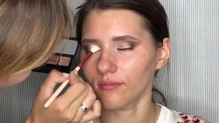 видео Для чего нужна репетиция свадебной прически и макияжа?