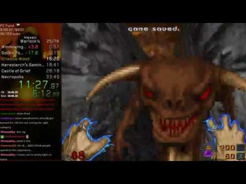 Hexen (Warlock%) [31:55] (RTA)
