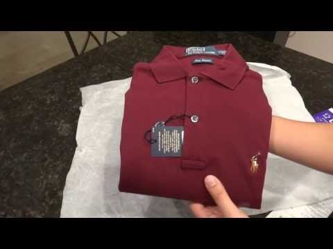 Polo Ralph Lauren The Pima Interlock Shirt: Exclusive First