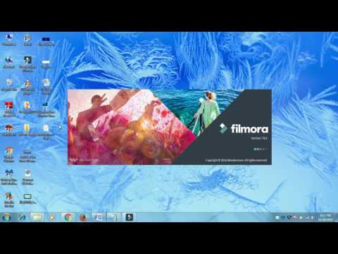 How To Crack Filmora For Lifetime 2017